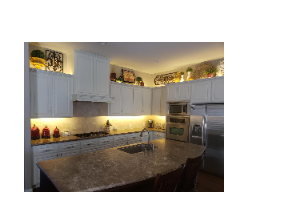 residential kitchen cabinet lights